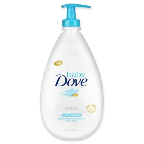 Baby Dove 20 oz. Nourishing Baby Lotion with Rich Moisture
