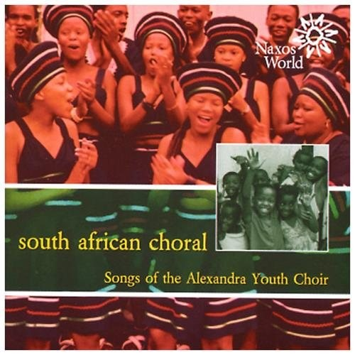South African Choral Songs Of The CD (2002)
