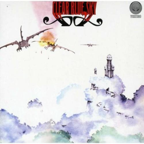 Clear Blue Sky [CD]