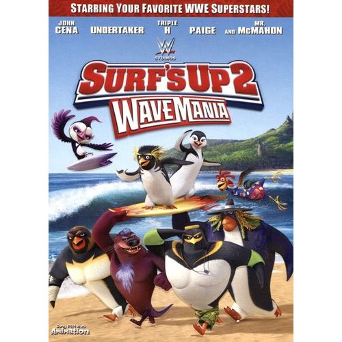 Surf's Up 2: Wave Mania [Includes Digital Copy] [UltraViolet] [DVD] [2017]