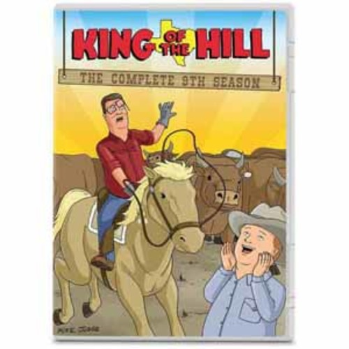 King of the Hill: The Complete 9th Season [2 Discs]