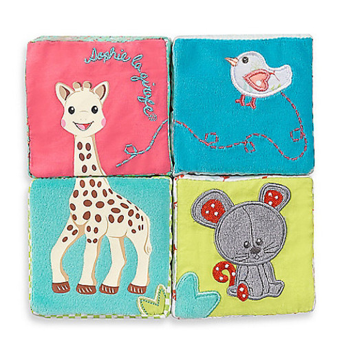 Sophie la girafe Early Learning Cubes