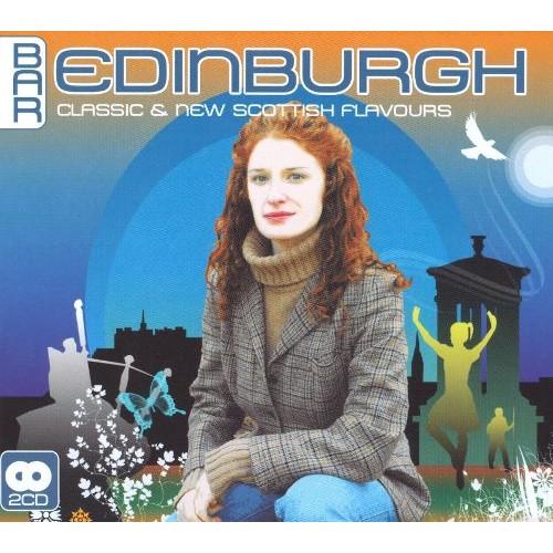 Bar Edinburgh [CD]