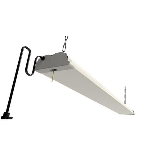 PES 42-Watt White Integrated LED Shoplight