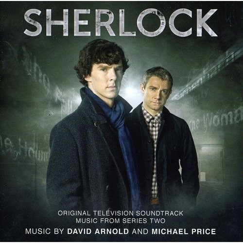 Sherlock: Music from Series Two [Original Television Soundtrack] [CD]