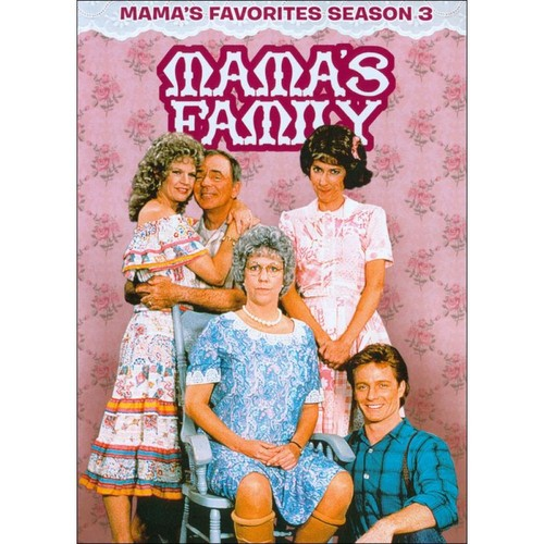 Mama's Family: Mama's Favorites - Season 3 [3 Discs] [DVD]