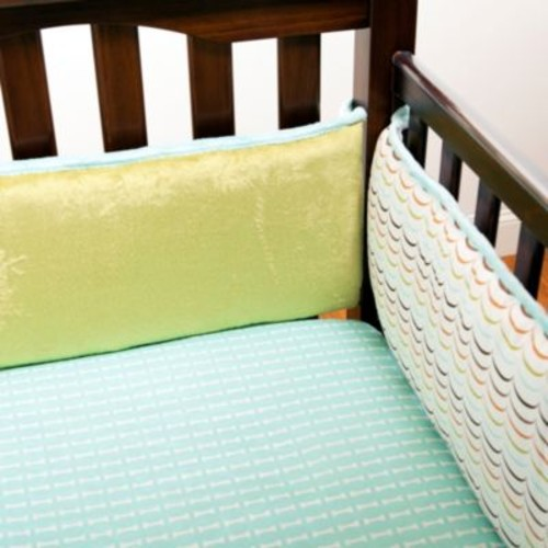 One Grace Place Puppy Pal Crib Sheet