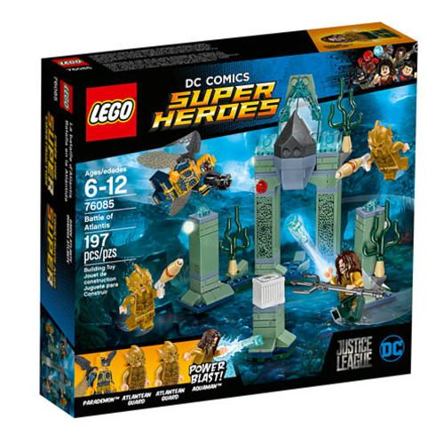LEGO Super Heroes Battle of Atlantis 76085