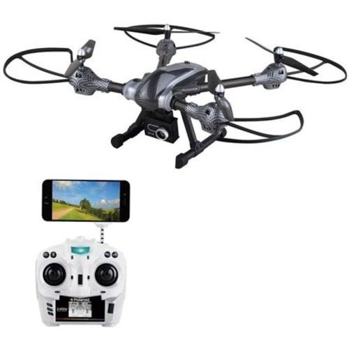Polaroid PL800 Sky War Drone with 2.4GHz Digital Remote Controller