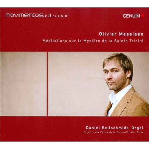 Meditations Sur Le Mystere De La Sainte Trinite-CD