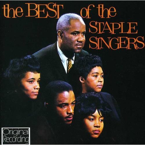 STAPLE SINGERS - BEST OF THE STAPLE SINGERS