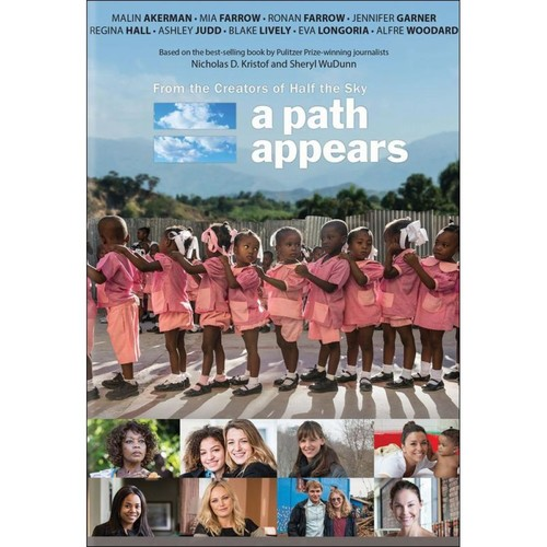 A Path Appears [DVD] [2015]