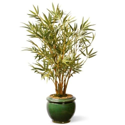 National Tree Company 22 in. Garden Accents Bamboo Plant