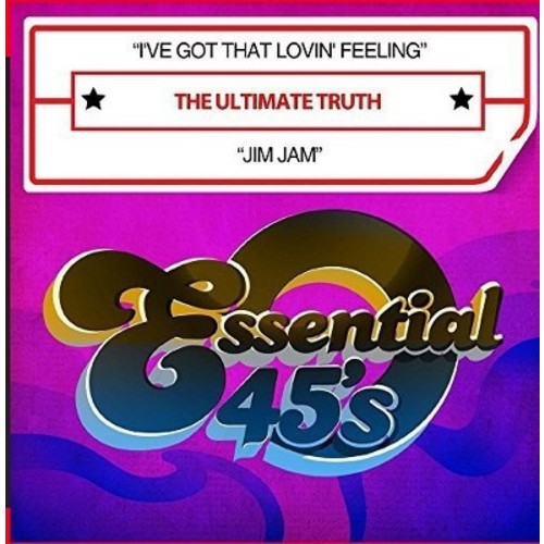 I've Got That Lovin' Feeling/Jim Jam [CD]