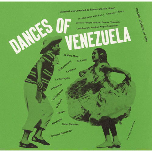 Dances of Venezuela [CD]