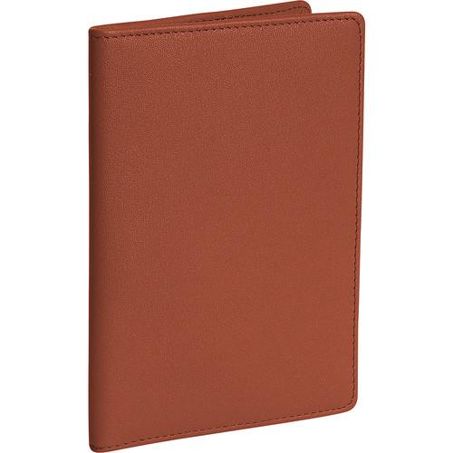 Royce Leather Passport Jacket Travel Wallet [Tan, One Size]