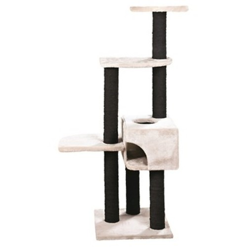 TRIXIE Pet Products Alicante Cat Tree Light Gray