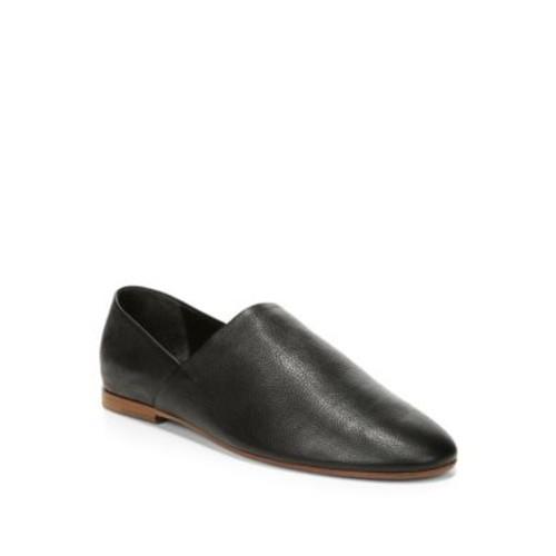 VINCE Maude Leather Flats