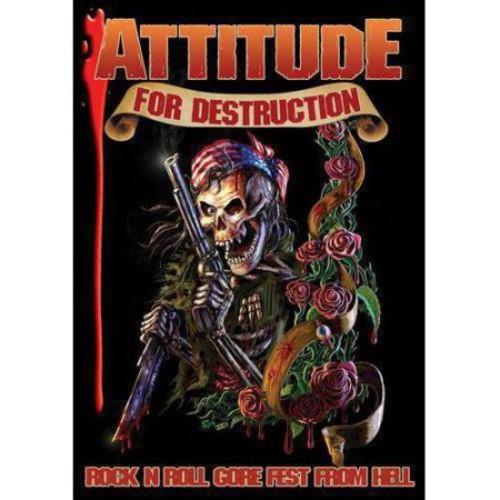 Attitude for Destruction [DVD] [English] [2008]