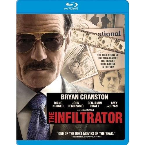 The Infiltrator [Blu-ray] [2016]