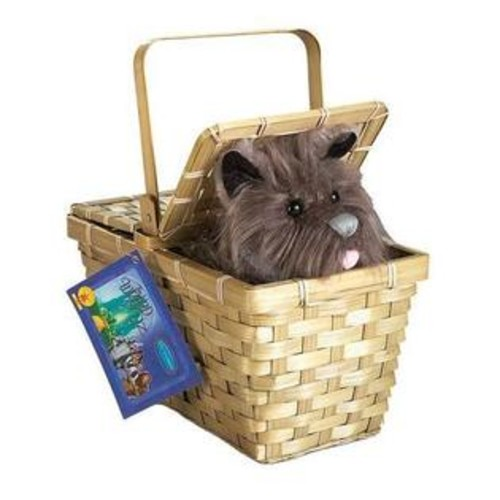 Morris Costumes Toto W/basket Deluxe
