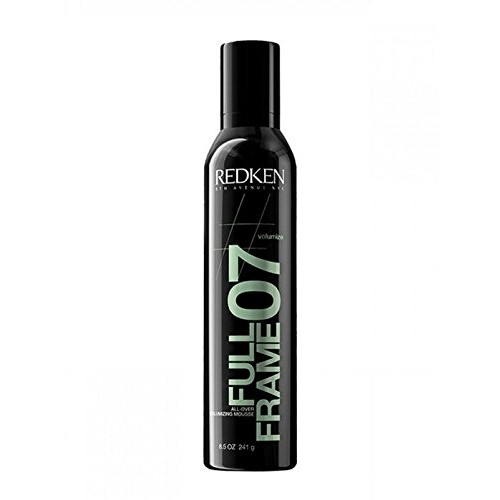 Redken 07 Full Frame Protective Volumizing Mousse, 8.5 Ounce