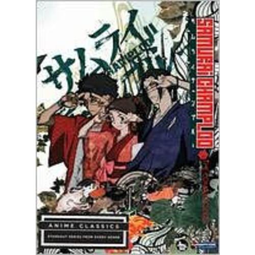 Samurai Champloo: Complete Series