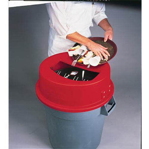 San Jamar 32 Gallon KatchAll Tableware Retrievers