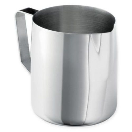 Tablecraft 24 oz. Frothing Cup in Stainless Steel