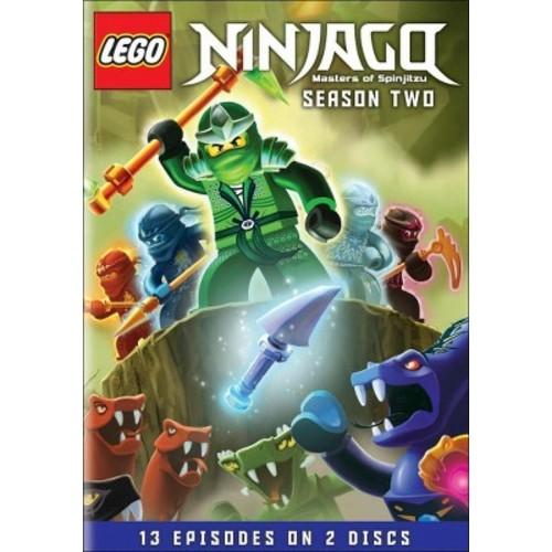 LEGO Ninjago: Masters of Spinjitzu - Season Two [2 Discs]