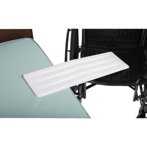 Drive Medical Wooden Transfer Board -White