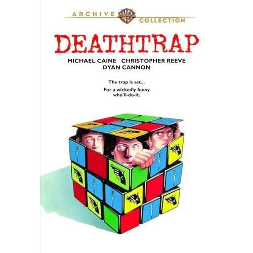 Deathtrap [DVD] [1982]