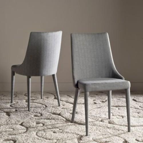 Safavieh Summerset Linen Side Chair (Set of 2)
