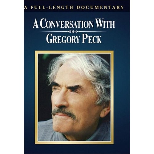 A Conversation With Gregory Peck [DVD] [1999]