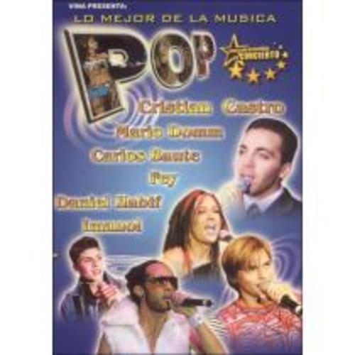 Lo Mejor de la Musica Pop: Lluvia de Estrellas en Concierto [DVD] [Spanish] [2005]