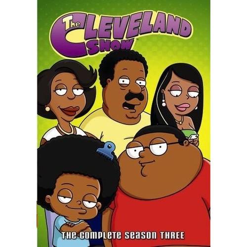 Mod-Cleveland Show-Season 3
