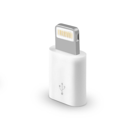 DP Audio microUSB Adapter for Apple Lightning Devices