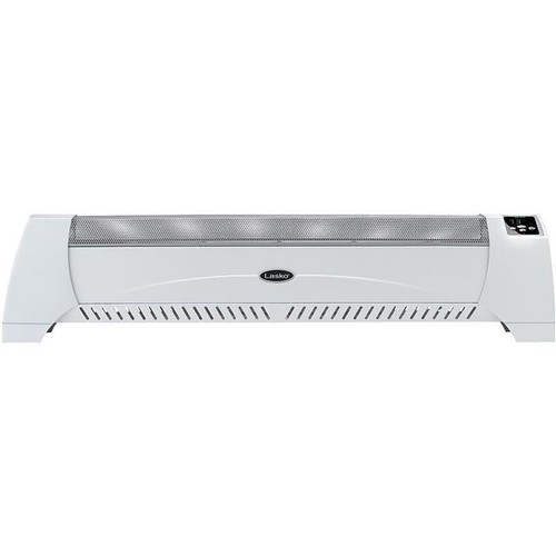 Lasko 5622 Convection Heater - Electric - 1500 W - Portable - White