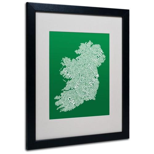 Trademark Fine Art 'Ireland IX' 16
