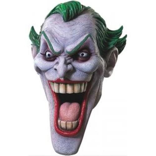 Rubie's Costume Co The Joker Mask Adult Halloween Costume Fancy Dress