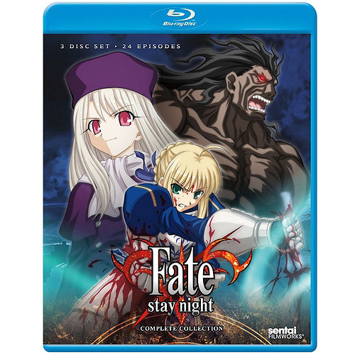 Fate / Stay Night: TV Complete Collection (Blu-ray)