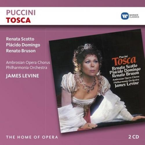 Placido domingo - Puccini:Tosca (CD)