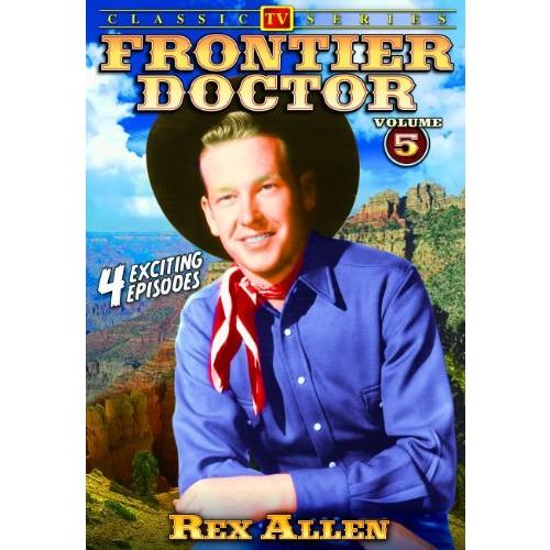 Frontier Doctor, Volume 5