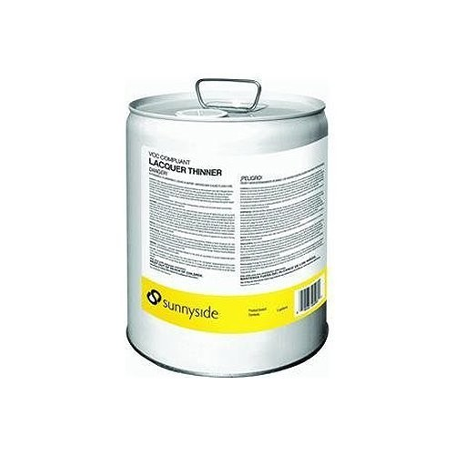 SUNNYSIDE CORPORATION 477G5 5-Gallon Lacquer Thinner