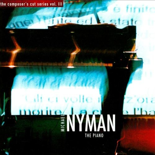 The Piano [Original Motion Picture Soundtrack] [CD]