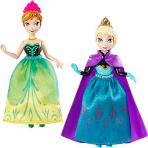 Frozen Doll 2pk DFR78 Disney Frozen Princess
