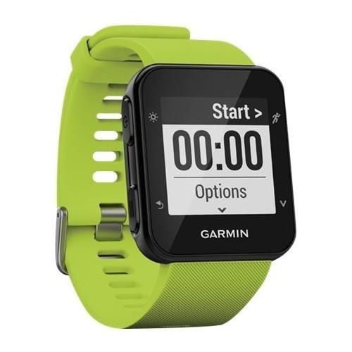 Garmin - Forerunner 35 GPS Watch - Limelight