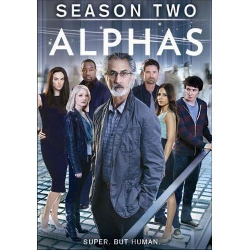 Alphas: Season Two [3 Discs]