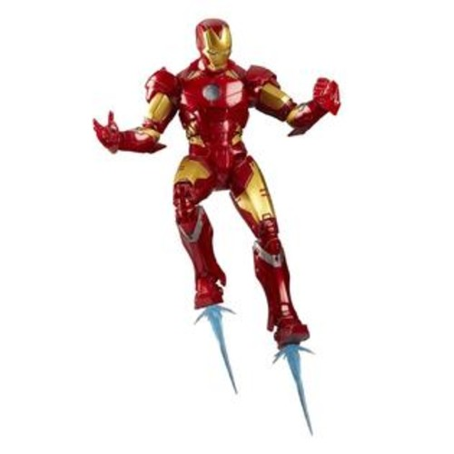Hasbro Marvel Legends Series 12-inch Iron Man Action Figure w/Accessories Hasbro B7434