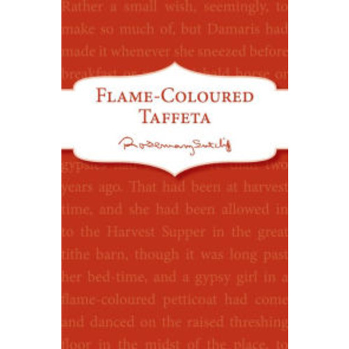 Flame-Coloured Taffeta